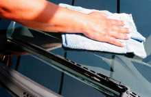 Как сохранить автостекла и фары от царапин и сколов?