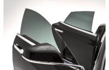 Виды тонировки автомобильных стекол