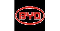 Автостекла на BYD