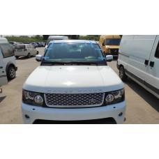 Замена лобового стекла Range Rover