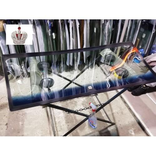 Замена лобового стекла на Черри амулет
