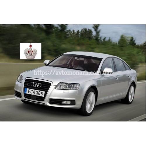 Левое боковое стекло Audi A6  (111) на Audi A6 (Седан, Комби)