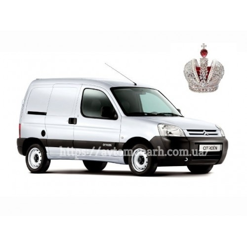 Заднее стекло Citroen Berlingo (773) на Citroen Berlingo (Минивен)