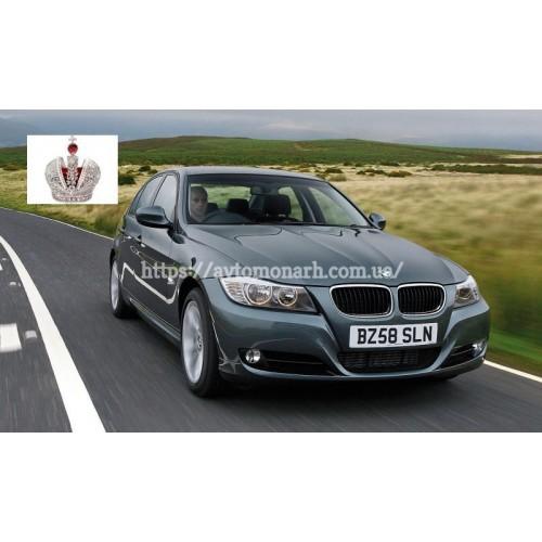 Заднее стекло BMW 3 (251) на BMW 3 (E92) (Купе)