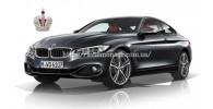 Автостекла на Автостекла BMW 4 F32/F36 2013-