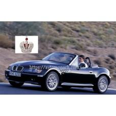 Автостекла на BMW Z3  1996-2003