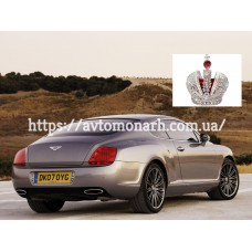 Автостекла на Bentley Continental GT  2003-2011