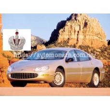 Автостекла на Chrysler Dodge Concorde 4D  1998-2004