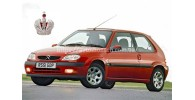 Автостекла на Автостекла Citroen Saxo 1996-2003