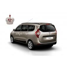 Автостекла на Dacia/Renault Dokker/Lodgy  2012-
