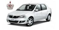 Автостекла на Автостекла Dacia/Renault Logan 2004-2012