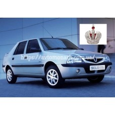 Автостекла на Dacia Nova/SuperNova/Solenza 1995-2005