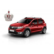 Автостекла на Dacia/Renault Sandero/Duster  2007-2012