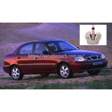Автостекла на Daewoo Lanos/Sens 1997-
