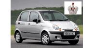 Автостекла на Автостекла Daewoo Matiz 1998-