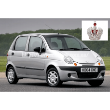 Автостекла на Daewoo Matiz  1998-