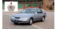 Автостекла на Daewoo Super Saloon/Prince 1996-2002