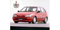 Автостекла на Автостекла Daihatsu Charade G100 1987-1994