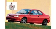 Автостекла на Автостекла Dodge Neon 1995-2000