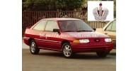 Автостекла на Ford Escort  1991-1996
