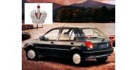 Автостекла на Автостекла Ford Fiesta 1989-1995