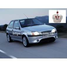 Автостекла на Ford Fiesta  1996-2002