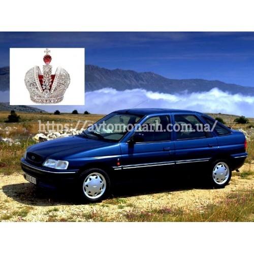 Молдинг для Ford Escort/Orion  (3545BSMS-IC) на Ford Escort/Orion (Седан, Комби, Хетчбек,Кабриолет,Минивен)