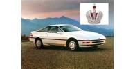 Автостекла на Ford Probe  1988-1992