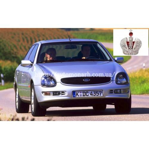 Лобовое стекло 2 на Ford Scorpio (Седан, Хетчбек, Комби)