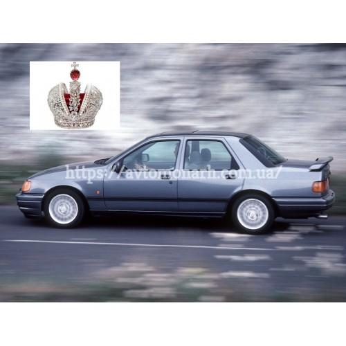 Левое боковое стекло 4 на Ford Sierra (Седан, Комби, Хетчбек)