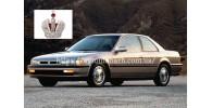 Автостекла на Honda Accord 1990-1993