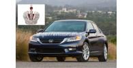 Автостекла на Honda Accord 2013-