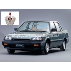 Автостекла на Honda Civic  1984-1987