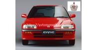 Автостекла на Автостекла Honda Civic 1988-1991