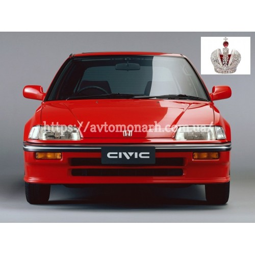 Лобовое стекло Honda Civic (20437) на Honda Civic (Хетчбек)