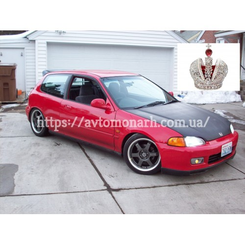 Лобовое стекло Honda Civic (2003) на Honda Civic (Хетчбек)
