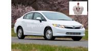 Автостекла на Honda Civic  2012-