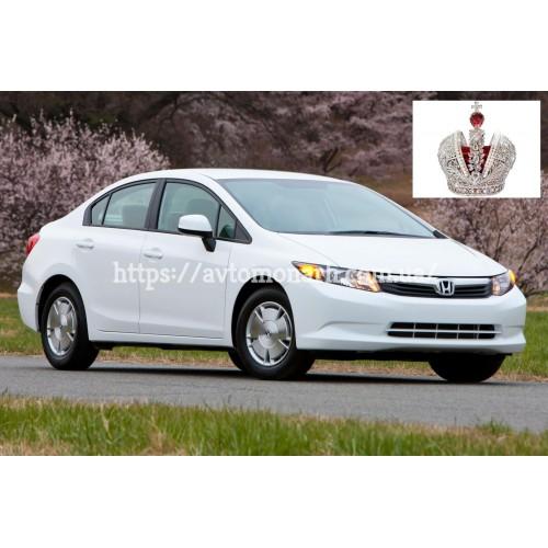 Правое боковое стекло Honda Civic  (2044) на Honda Civic (Седан)