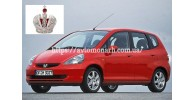 Автостекла на Honda Jazz/Fit  2001-2008