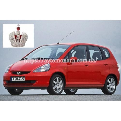 Лобовое стекло Honda Jazz/Fit (2146) на Honda Jazz/Fit (Хетчбек)