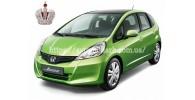 Автостекла на Honda Jazz/Fit  2008-2014