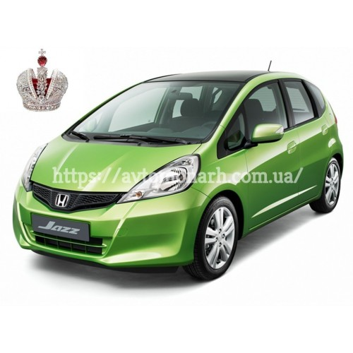 Лобовое стекло Honda Jazz/Fit (2156) на Honda Jazz/Fit (Хетчбек)