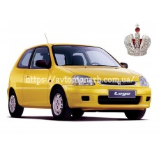 Автостекла на Honda Logo  1996-2001