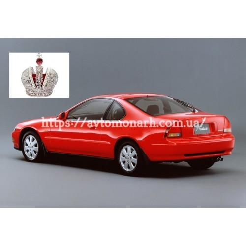Левое боковое стекло Honda Prelude  (2189) на Honda Prelude (Купе)
