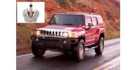 Автостекла на Автостекла Hummer H3 2005-2010
