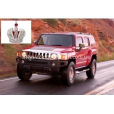 Автостекла на Hummer H3  2005-2010