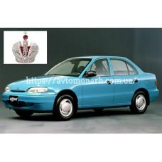Автостекла на Hyundai Accent/Pony/Excel  1994-1999
