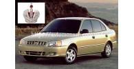 Автостекла на Автостекла Hyundai Accent 1999-2005