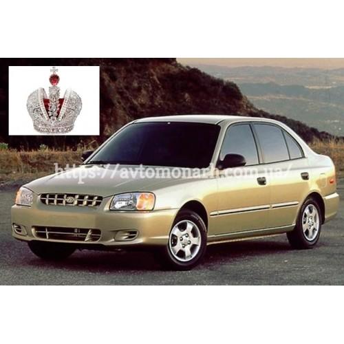 Держатель зеркала для Hyundai Accent  (2210) на Hyundai Accent (Седан, Хетчбек)
