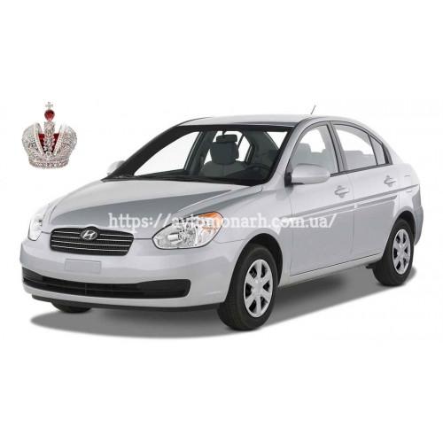 Заднее стекло Hyundai Accent/Verna (28213) на Hyundai Accent/Verna (Седан, Хетчбек)